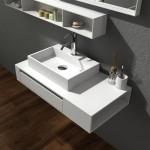 Шкаф за баня – модерна мебел ICC 10020 от Интер Керамик