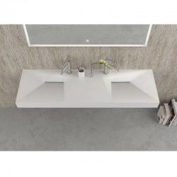 Двойна мивка за стенен монтаж ICC 15046