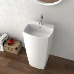 Дизайнерски умивалник за баня ICB 5042 на Inter Ceramic