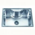 Кухненска мивка от алпака – модел на Интер Керамик ICK 6545