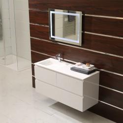 Умивалник за вграждане в мебел ICC 38130 L/R Inter Ceramic