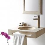 Плот за стенен монтаж с мивка ICL 4712S от Inter Ceramic (България)