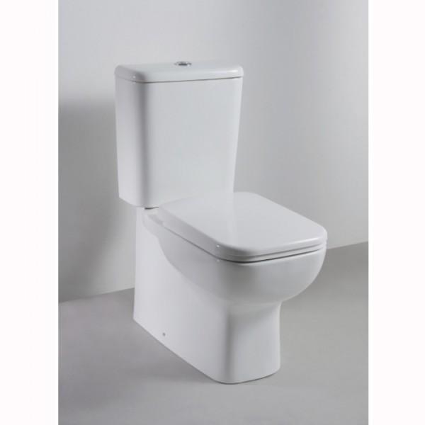 Луксозен WC комплект тип порцеланов моноблок – ICC 6537W