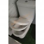 WC комплект тип порцеланов моноблок Rimless – ICC 6476