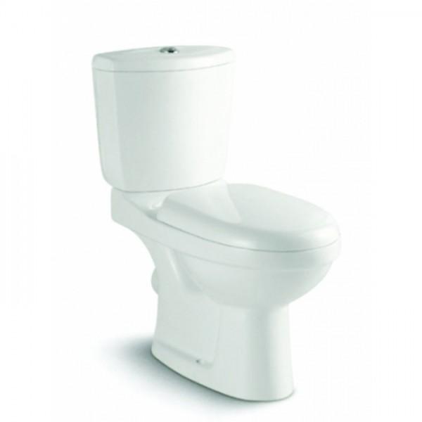WC комплект тип порцеланов моноблок с биде – ICC 7076