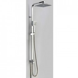 """Tръбно окачване за баня от серията """"КУАРТО"""" – телескопично"""