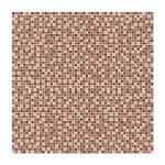 Плочки за под с размери 33 x 33 см. Mosaico Marron