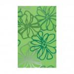 Декорни плочки за баня с размери 25 x 40 см. Decorado Fly Verde