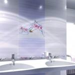 Автентични плочки за баня Concept Aqua Gris от Keros (Испания)