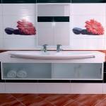Неконвенционални плочки за успокояващ интериор Jazz  от Keros (Испания)