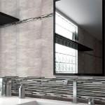 Плочки в стил хай-тек Reality Gris от Keros (Испания)