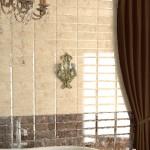 Красиви плочки за баня Mistral от Monopole Ceramica (Испания)