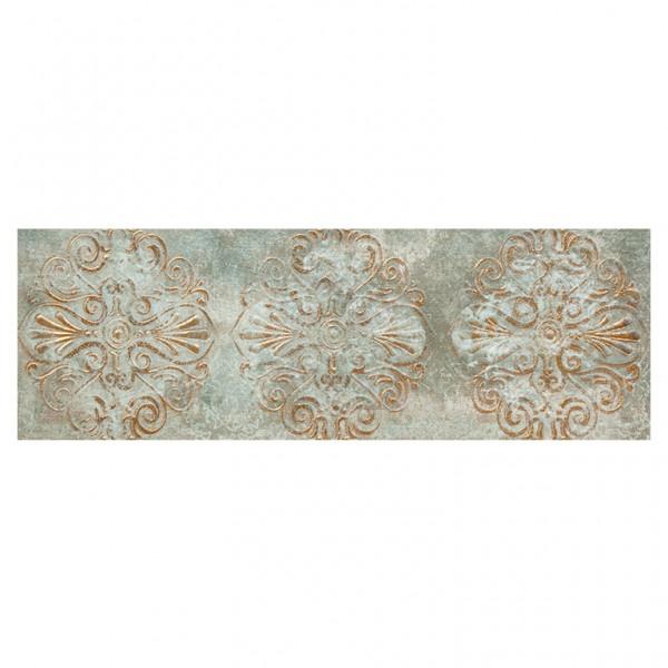 Плочки декор с размери 29.5 x 90 см. Temps Decor Bronze
