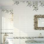 Ярки плочки за флорална тема Nirvana от Monopole Ceramica (Испания)