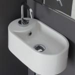 Мивка SEVENTY - форма имитация на вана