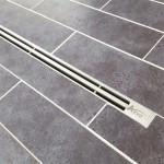 Линеен сифон в тънка структура - дължина 80 см
