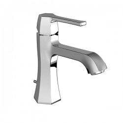 Смесител за мивка стоящ модел с модерен дизайн