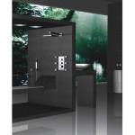 Комбинирана система с вграден смесител за баня и за хидромасаж