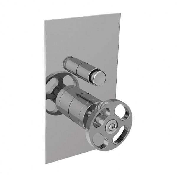 Смесител за вграждане модел с превключвател – Avenue 22521PQ