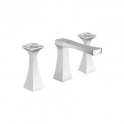 Тридупков смесител за мивка – Opera Crystal 60567/A