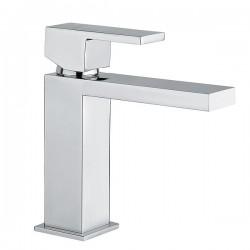 Стоящ смесител за мивка за баня с изпразнител – Unika 41501 (Oioli)