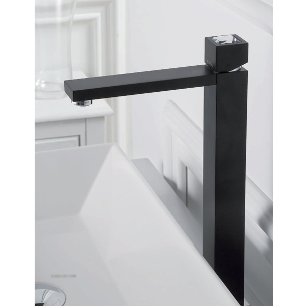 Висок стоящ смесител за мивка за баня – Unika 41504 (Oioli)