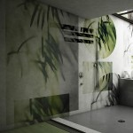 GHOST -  тапети за баня на производителя Glamora