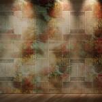 PINEAPPLE -  тапети за баня на производителя Glamora