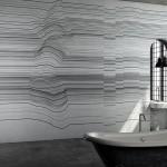 BORDERLINE -  тапети за баня на производителя Glamora