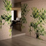 CUBIC PLANT -  тапети за баня на производителя Glamora