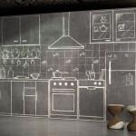 Тапети за кухня FLAT LOFT (Glamora)