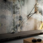 Тапети за баня с цветя IRO (Glamora)