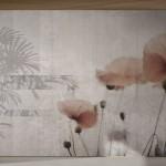 Тапети с цветя за баня ASHITA (Glamora)