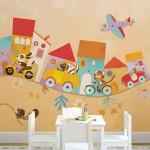 Тапети за детска стая LULLABY (Glamora)