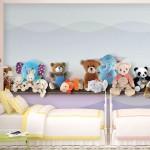 Тапети за детска стая PELUCHES (Glamora)