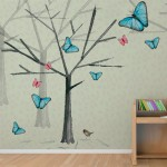 Тапети с пеперуди BUTTERFLY (Glamora)