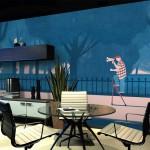Дизайнерски тапети с пейзаж MONOLOGUE (Glamora)