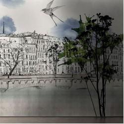 PARIS -  тапети за баня на производителя Glamora