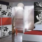 Дизайнерски тапети с цветя DARKLIGHT (Glamora)