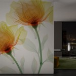Тапети с цветя INNER SENSE (Glamora)
