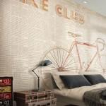 Тапети с колело BIKE CLUB (Glamora)