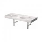 Порцеланова Mивка за баня TRAFFIC  с две отделения - от KOLO