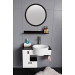 Комплект шкаф PVC и мивка за баня
