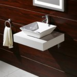Бял плот за баня PVC