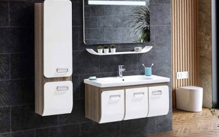 Функционални мебели за баня