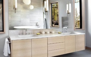 Водоустойчиви шкафове за баня