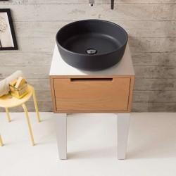 Конзолен шкаф за мивка Mizu 50