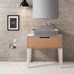 Италианска Мивка за баня Mizu 70 см - Scarabeo