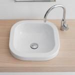 Малък Умивалник за баня Next - за монтаж върху плот