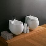 Италианска тоалетна чиния Planet - монтаж тип окачване